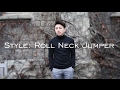 STYLE: ROLL NECK JUMPER