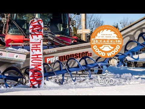 YES. Greats UnInc.: Men's Park Winner – Good Wood Snowboard Test 2018-2019