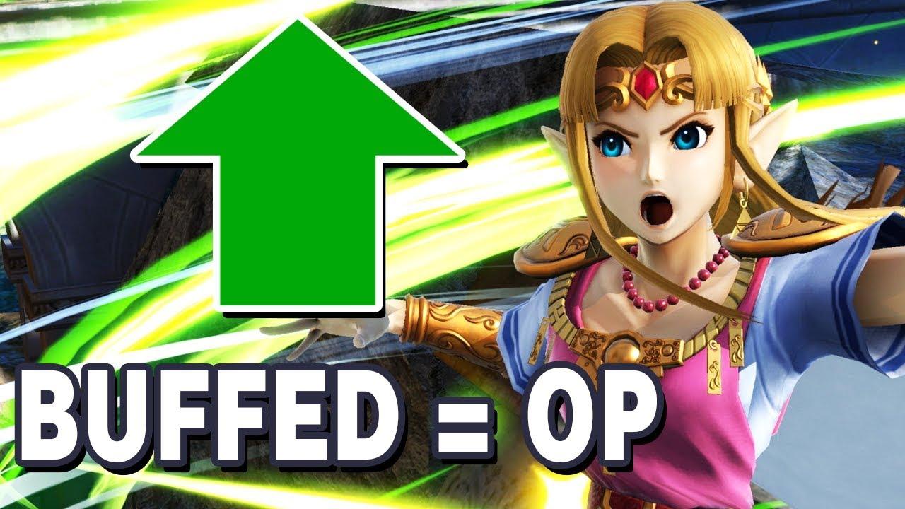 New Buffed Zelda Is OP thumbnail