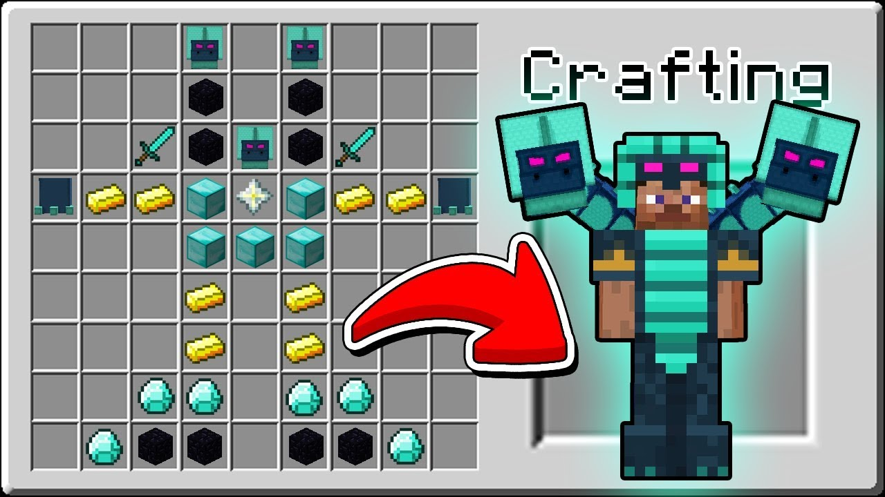 Minecraft | Scramble Craft - WE ADDED SO MANY MODS! - YouTube