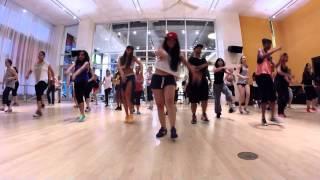 BBD Poison Hip Hop dance choreo Zumba fitness