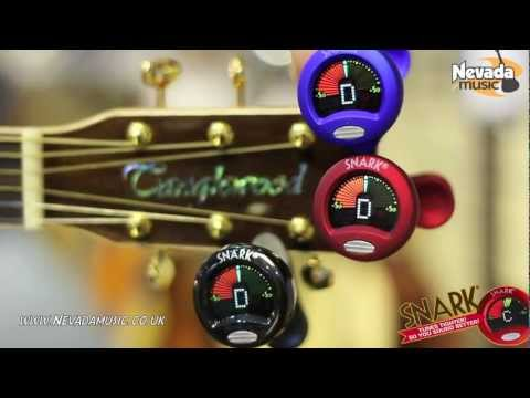 SNARK Clip on Instrument Tuners Demo