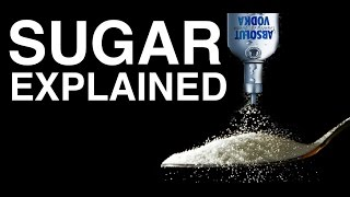 This video shows how Sugar leads to the same problems as Alcohol by...