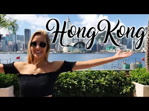 Come with me to HONG KONG