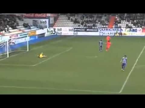 Alen Halilović GOLAZO   Ponferradina vs Barcelona B   22/11/14