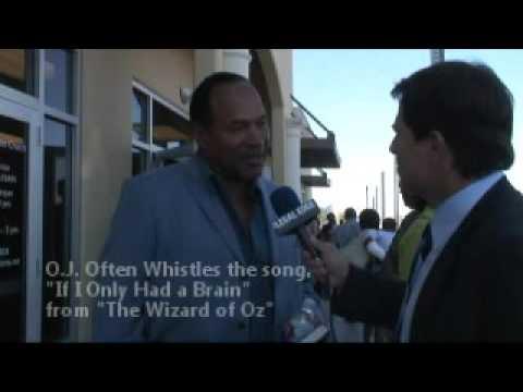 OJ's Last Interview