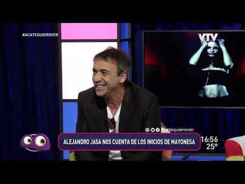 Alejandro Jasa: ''Mayonesa es la canción que más recaudó en Uruguay''