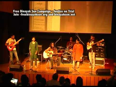 Manzil 05  @ Free Binayak Sen Campaign Justice on Trial