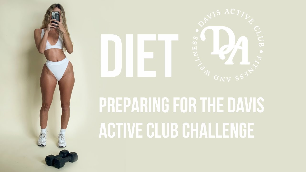 Diet: Tips for Grocery Shopping for the Davis Active Club Challenge | CASI DAVIS