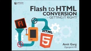 Flash to HTML Conversion - Getting it Right! Mp3