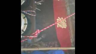 埼玉県熊谷市で7月20〜22日にかけて行われたうちわ祭りの石原区という町...