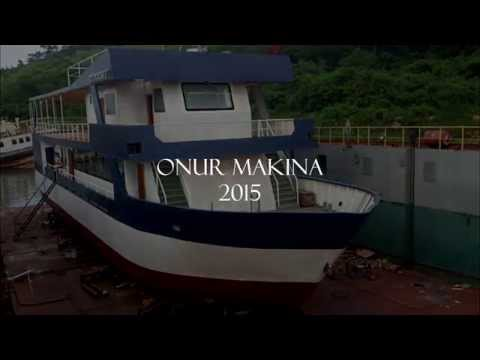 """The Birth of a Princess"" - The Building of M/V Dodi Princess II by Onur Makina"