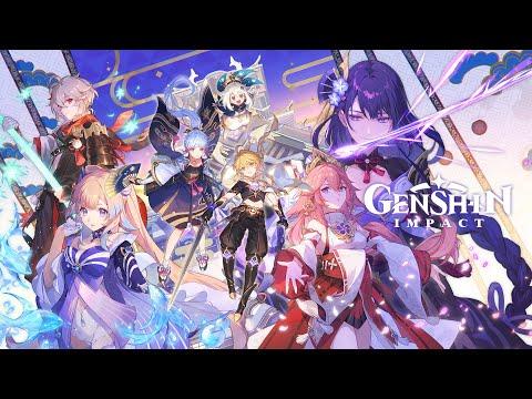 "Version 2.1 ""Floating World Under the Moonlight"" Trailer | Genshin Impact"