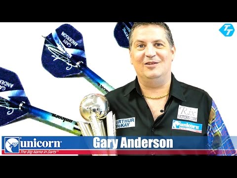 Matt's Team Unicorn Chat - Gary Anderson