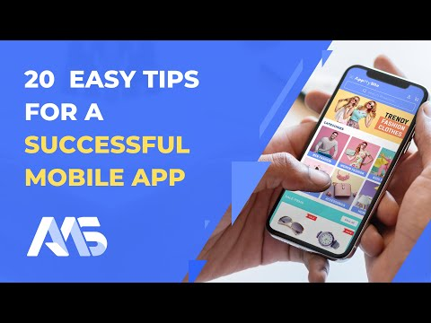 Top 20 Strategies for a Successful Mobile App | AppMySite Mobile App Builder