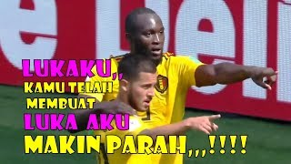 Download Video BELGIA VS TUNISIA PIALA DUNIA 2018 (5 - 2) MP3 3GP MP4