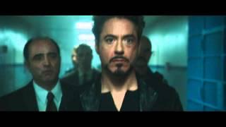 Железный Человек 2 Русский Трейлер HD! Iron Man 2   Russian Trailer HD
