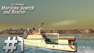 Ship Simulator:Maritime Search and Rescue| Episode 1