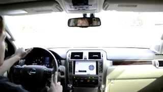 Автопарк Тест-драйв Lexus GX 2010