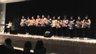 Angklung - Indonesia Raya