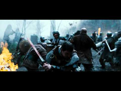Центурион / Centurion / 2010 / Battle scene