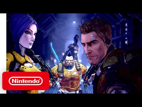 Nintendo Switch - 2K Games  - Announcement Trailer