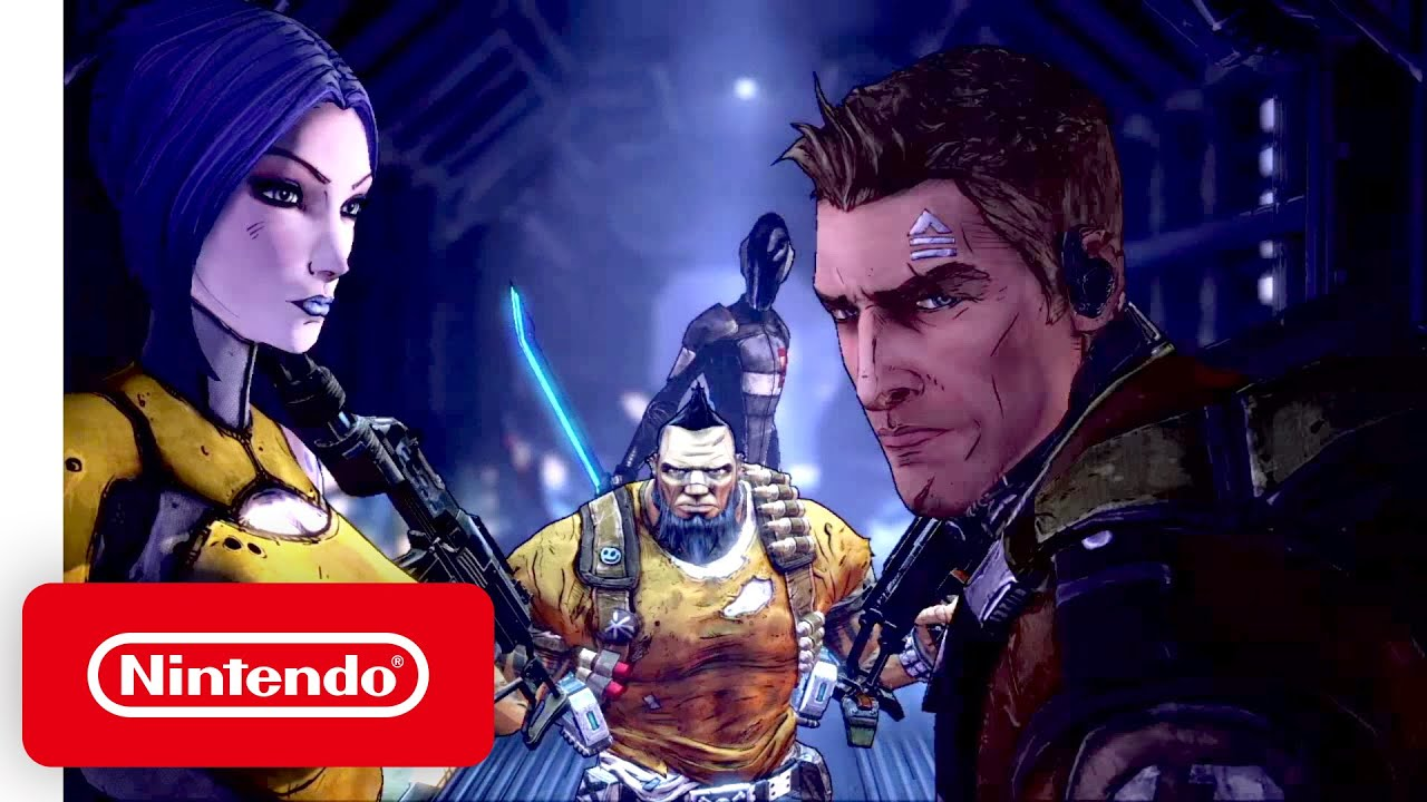 Nintendo Switch - 2K Games - Announcement Trailer - Nintendo