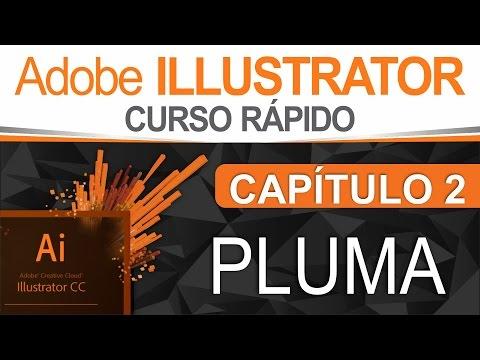 curso-illustrator---capítulo-2,-herramienta-pluma-(completa)