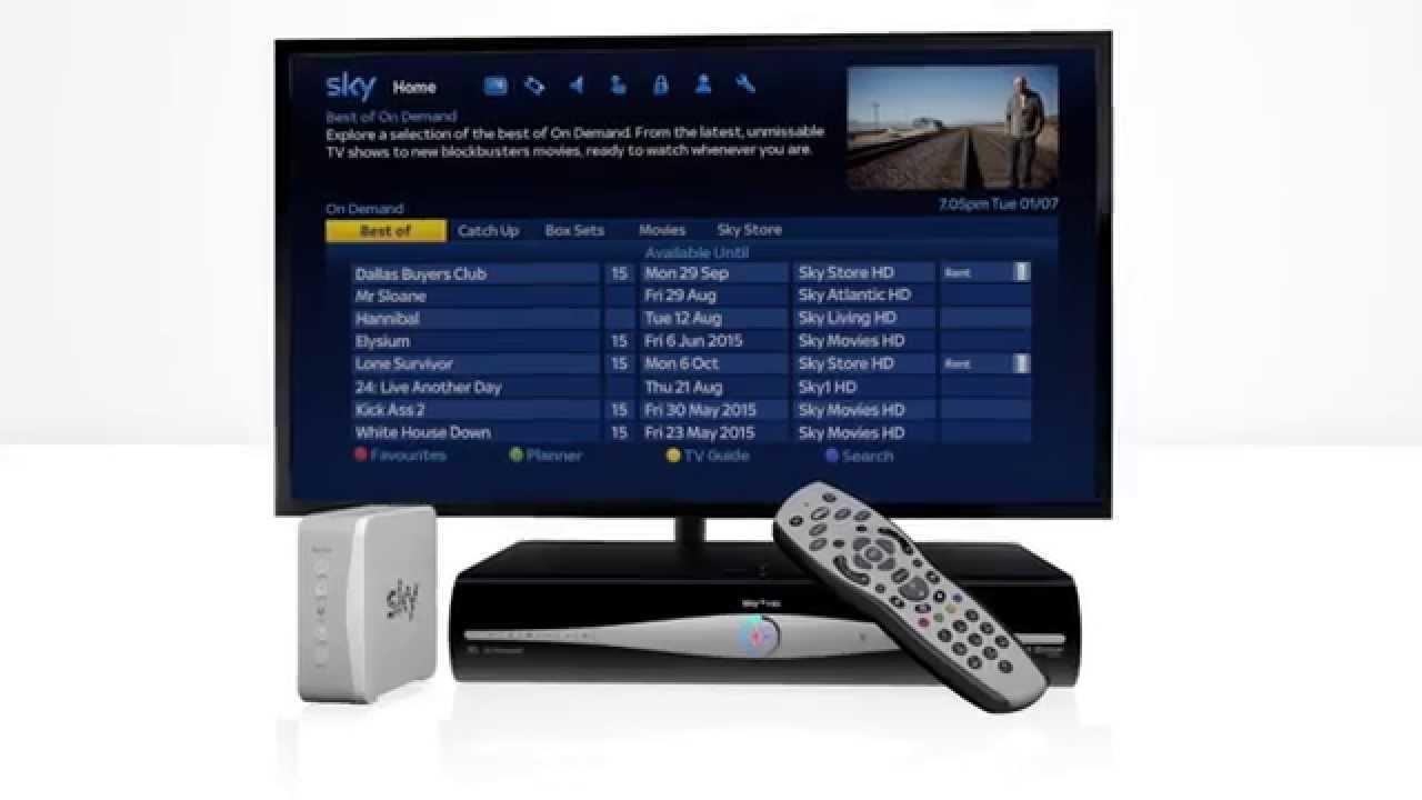 Tv On Demand