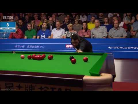 TOP SHOTS!!! RONNIE O'SULLIVAN TOP 25 GREATEST SHOTS  World Snooker Championship 2017