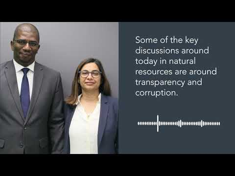In Their Own Words: Abdoulaye Magassouba (Government Of Guinea) And Namrata Thapar (IFC)
