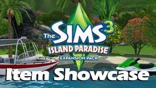 The Sims 3 Island Paradise | Item showcase