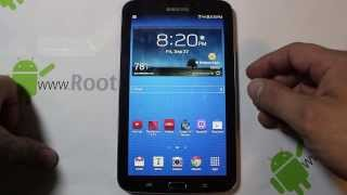 Samsung Galaxy Tab 3 Infamous Tab 3 rom install