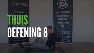 Thuisoefening 8 | Moventes Fysiotherapie