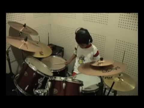 The Lucky Laki - Superman (Drum Cover)