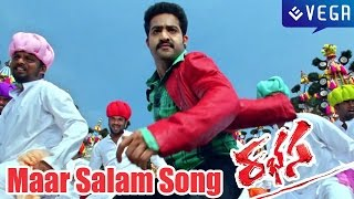 Rabhasa Movie Songs - Maar Salam Song - Jr NTR, Samantha, Pranitha