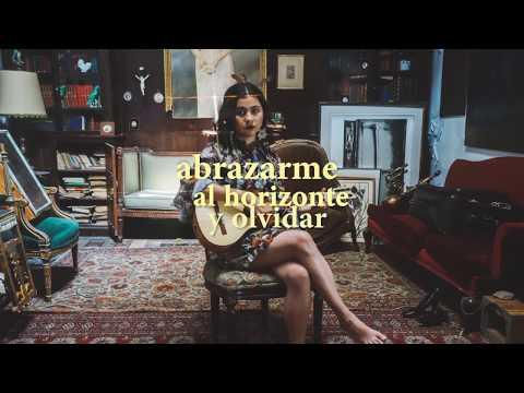Sabré Olvidar - Silvana Estrada (Lyrics Video)