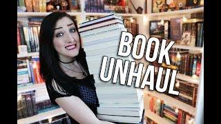 BOOK UNHAUL CHALLENGE.