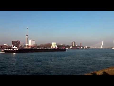 Port of Rotterdam, waalhaven, 1080-50p camera test pt2