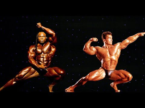 Top Posing Routines in Bodybuilding History