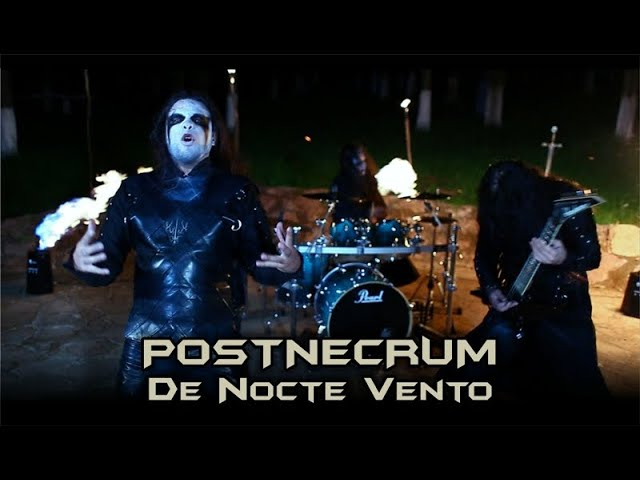 POSTNECRUM - De Nocte Vento (Official Music Video)