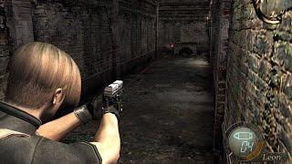 バイオハザード4 無改造ブラックテイル+アタッシュケース開くの禁止+商人禁止+回復禁止+出入り禁止+ウェイト禁止+プロノーコン(黒沢SP)【Resident Evil 4】