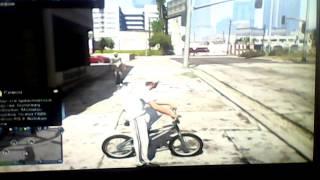 Гта 5,как прыгать на BMX в игре на PS3 или PS4(Поможем., 2016-06-11T11:48:40.000Z)