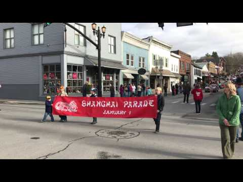 Shanghai Parade - Lewisburg, WV - January 1, 2017