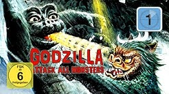 Godzilla – Attack All Monsters (Action, Horror in ganzer Länge)