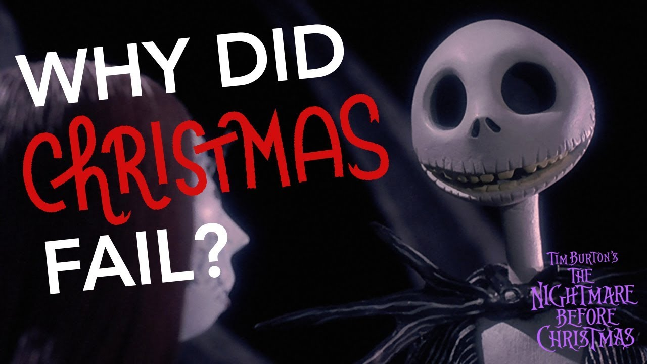 Nightmare Before Christmas Theory: Why Did Jack Skellington\'s ...
