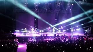 A-ha The Wake Live en Argentina 2015 Luna Park 24/9/15