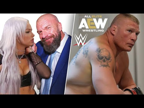 Triple H SPITS On Liv Morgan! Brock Lesnar GONE From WWE After BIG ISSUE? [Wrestling News]
