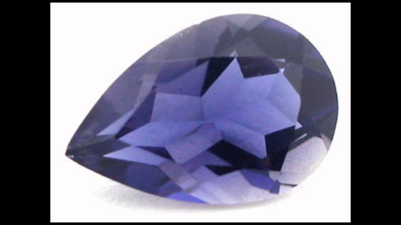 iolite gemstone color