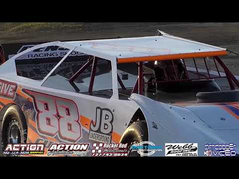 Volusia Speedway Park Pits Environment    3/23/19